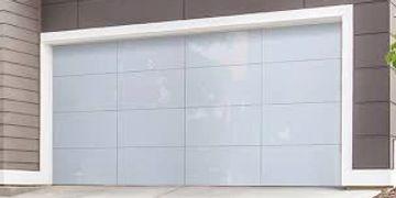 Multi-Panel Garage Door