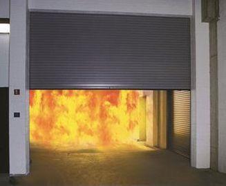 Fire Rated Garage Doors
