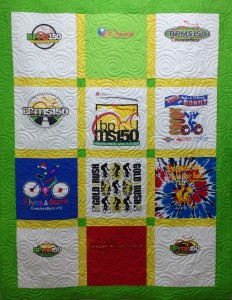 BP MS150 T-Shirt Quilt