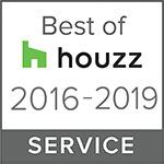 Best of Houzz 2016 - 2019