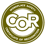 Workplace Safety Certification of Recognition