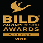 BILD Calgary Region Awards Winner 2018