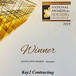 National Awards For Housing Excellence Finalist