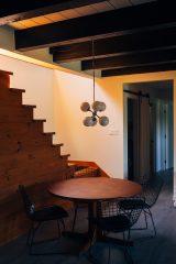 Basement apartment with harwood and lighting