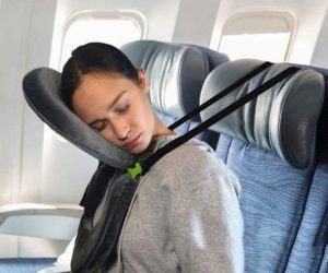 Airplane Headrests The Solution To Shrinking Airline