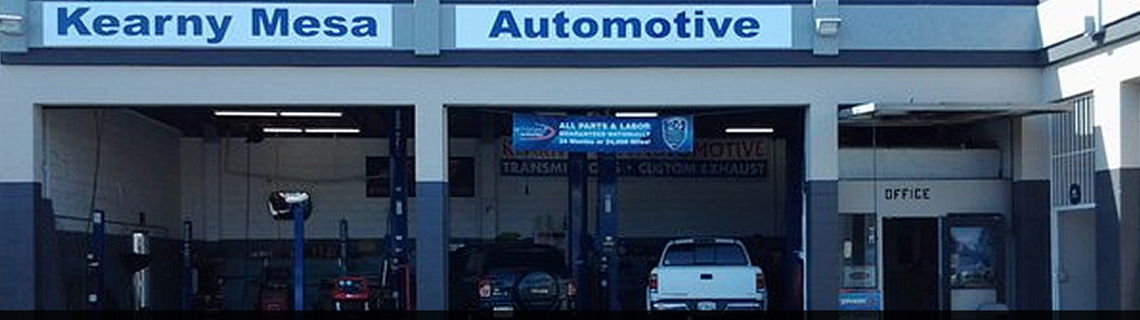 Image of Kearny Mesa Automotive garage