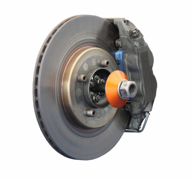 Image of a disc brake for vehicles