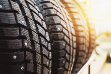 Image of Studded Tires