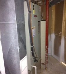 A photo of service by our HVAC company in Batavia