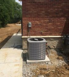 Image of a job by our Batavia heating and AC company