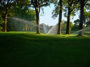 Golf irrigation system bakersfield
