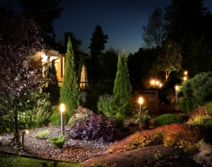 landscape lighting bakersfield