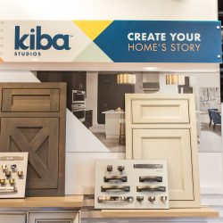 Kitchen cabinet hardware at Kiba Studios of Twin Falls.