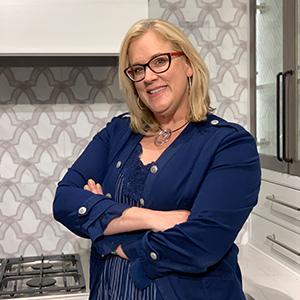 Kiba Kitchen & Bath Lead Designer Lisa Kuzman