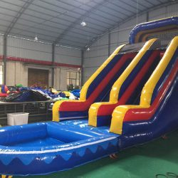 Inflatable Water Slide For Birthday Parties