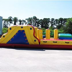 Inflatable Obstacle Course For Party