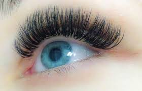 Indavidual eyelash extension black diamonds