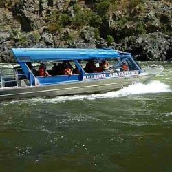 killgore adventures jet boat in hells canyon