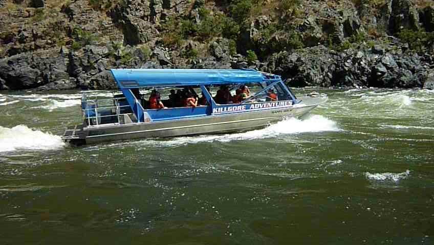 Jet Boat Tours Hells Canyon Jet Boat Tours Killgore