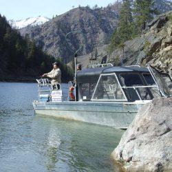 Hells Canyon fishing with Killgore Adventure