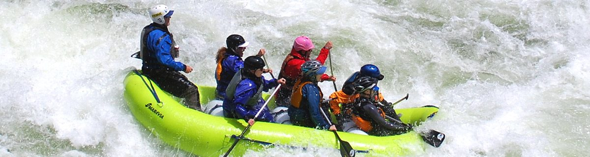Lower Salmon River Rafting | Killgore Adventures