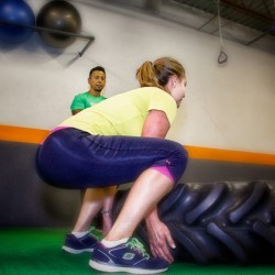 Personal Training for your health and wellness.