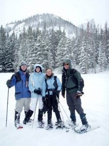 KMA Snowshoe Group