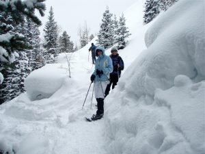 KMA Snowshoe Trail
