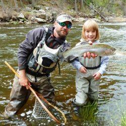 Fly Fishing in Colorado-Rachel's Catch-Kirk's Flyshop