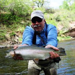 Fly Fishing in Colorado-Tommy Fulton's Waterdale Catch-Kirk's Flyshop