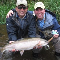 Fly Fishing in Colorado-Large Catch at Waterdale Ranch-Kirk's Flyshop