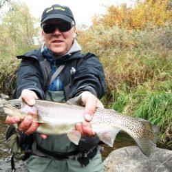 Fly Fishing in Colorado-Web at Waterdale-Kirk's Flyshop