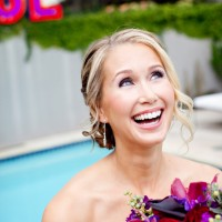 Feel as beautiful as you are by calling our professional bridal makeup team in Austin now!