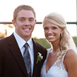 Surprise your groom with perfection. Call Kiss N' Makeup now to schedule your wedding makeup trial.