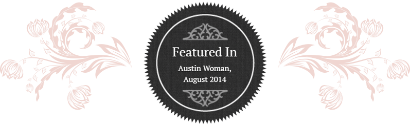 Our makeup artists were featured in Austin's Austin Woman of August 2014 issue.