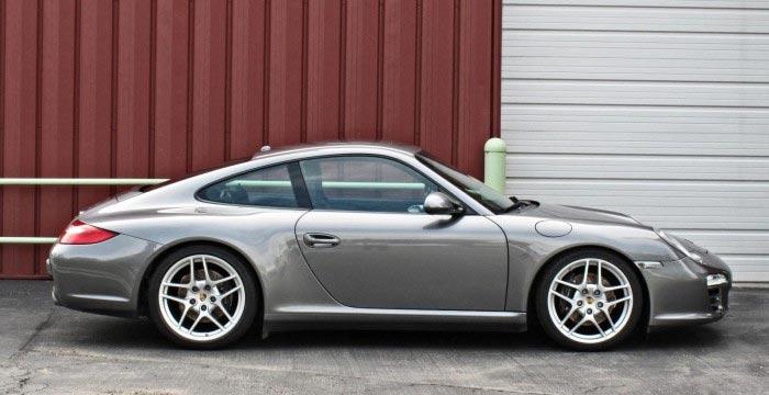 luxury Porsche rental cars in denver