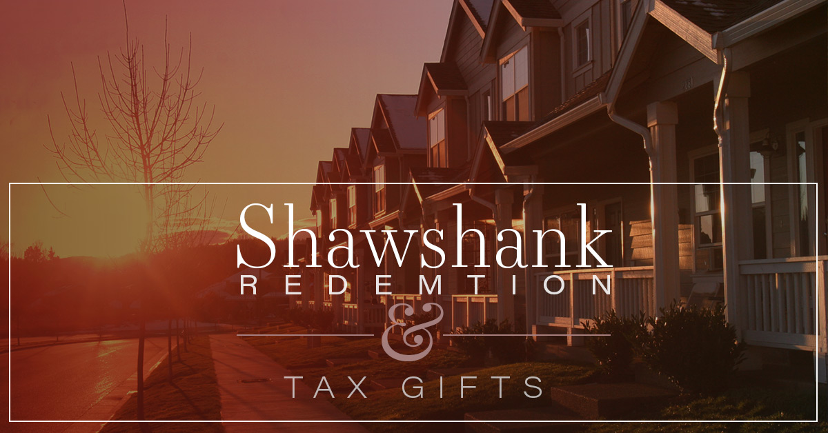 Financial Planning Laguna Niguel: Shawshank Redemption and