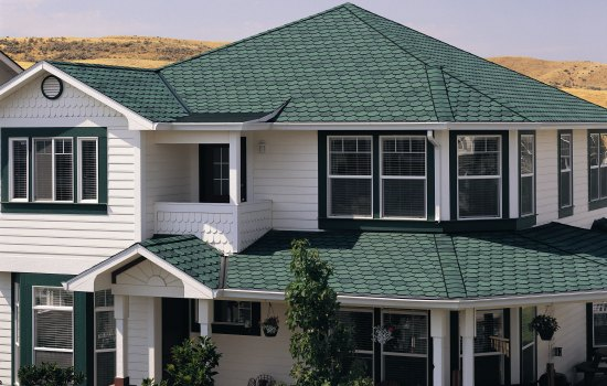 Certainteed Roofing Charleston – Hunter Green Roof Shingles