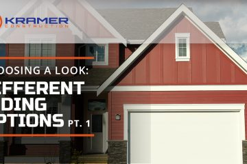 Choosing a Look Different Siding Options Part 1 & Window Replacement Mt Pleasant | Metal Roofing Charleston | Siding ...
