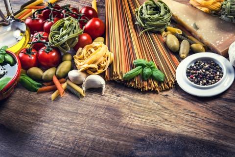 authentic italian food ingredients