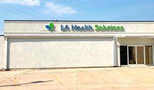 la health solutions location