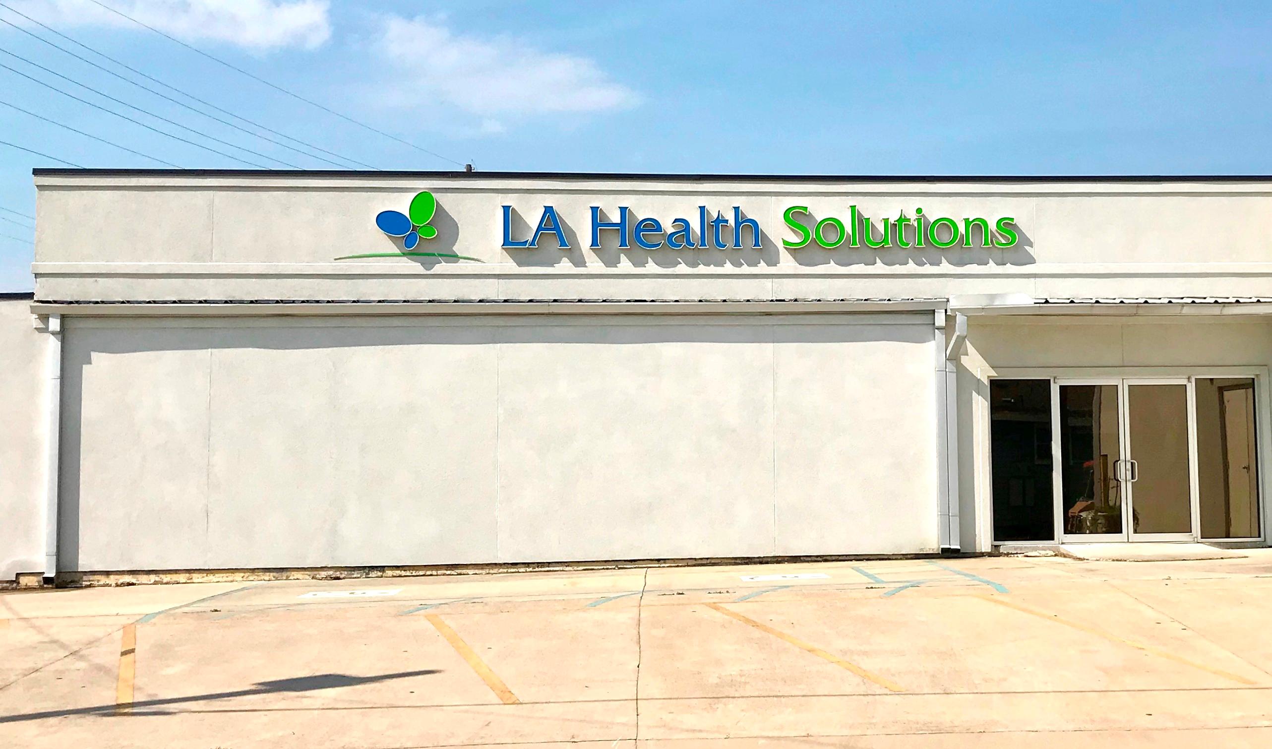 la health solutions location