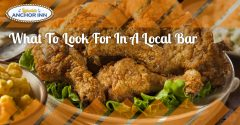 Anchor Inn Tiki Bar & Grille - Seafood - Restaurant - Lake Worth - Lantana - Local Bar