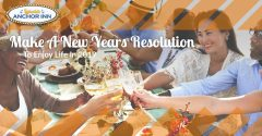 Anchor Inn Tiki Bar & Grille - Seafood - Restaurant - Lake Worth - Lantana - New Years 2019