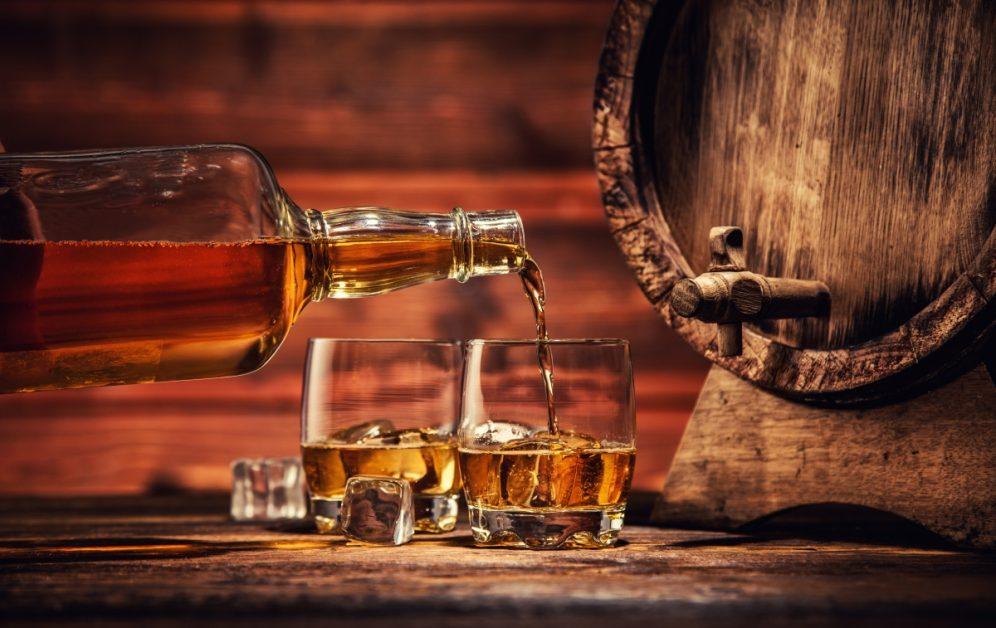 Anchor Inn Tiki Bar & Grille - Seafood - Restaurant - Lake Worth - Lantana - Whisky