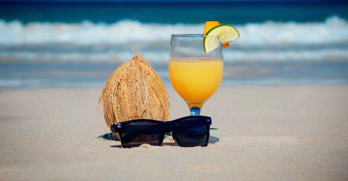 Anchor Inn Tiki Bar & Grille - Seafood - Restaurant - Lake Worth - Lantana - Paradise - Frozen Drinks