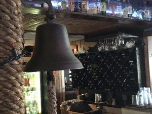 Lakeside Anchor Inn - Liberty Bell - Captain's Bell - Wine - Wine Rack