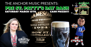 Lakeside Anchor Inn - St. Patty's Day Bash