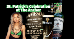 The Anchor Inn - Lakeside Anchor Inn - Blog - St. Patrick's Day