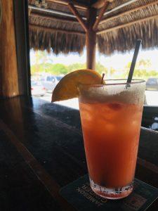 The Anchor Inn Tiki Bar & Grille - Mai Tai